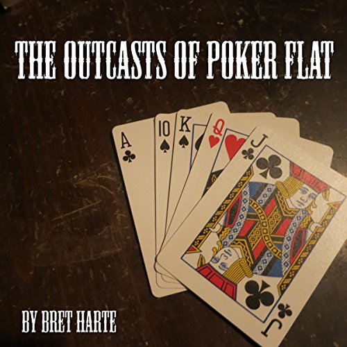 Bargain Audio Book - The Outcasts of Poker Flat