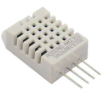 SODIAL R DHT22 AM2302 Digitales Temperatur und Feuchtigkeitssensormodul