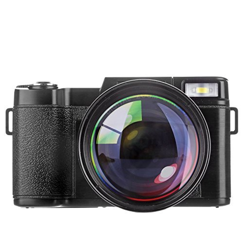 KINGEAR R2 HD 22 MP 3.0-Inch LCD Digital Camera with Digital Zoom by KINGEAR