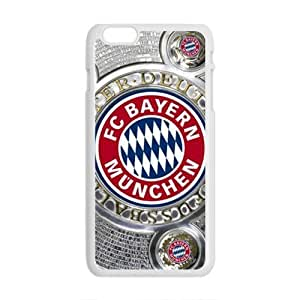 Happy Fc Bayern Munchen Fashion Comstom Plastic case cover for iphone 5c