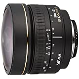 Sigma 8mm f/3.5 EX DG Circular Fisheye Fixed Lens for Nikon SLR Cameras