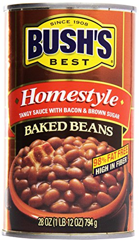 Bush's Best Homestyle Baked Beans 28 -