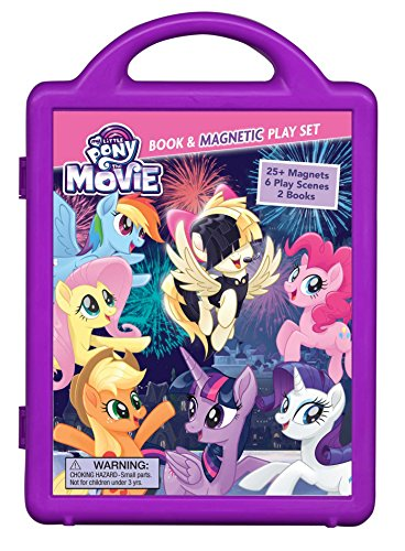 My Little Pony The Movie: Book & Magnetic (Magnetic Activity Book)