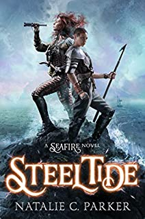 Book Cover: Steel Tide