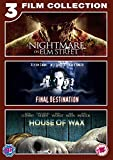 Nightmare On Elm Street/Final Destination/House of Wax [Region 2]