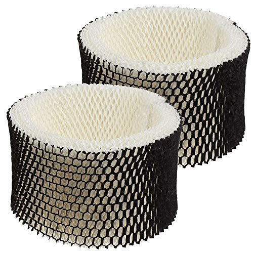 HWF62 Humidifier Filter A Replacement Compatible Holmes Sunbeam Honeywell Humidifiers Wick Filter,Pack of 2