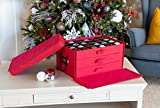 [Christmas Ornament Storage Box with