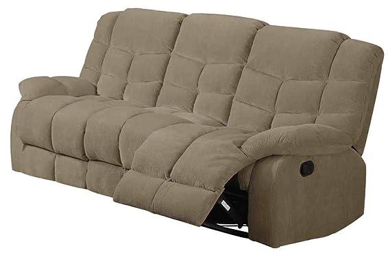 Amazon.com: Sol Trading Heaven on Earth sofá reclinable ...