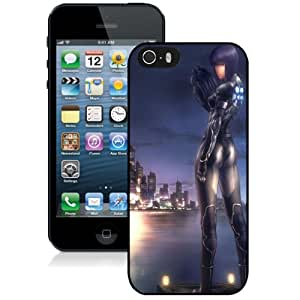 NEW DIY Unique Designed iPhone 5s Generation Phone Case For Ghost In The Shell Girl Phone Case Cover