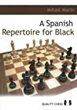 A Spanish Repertoire for Black, Mihail Marin, 9197600504