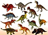 Zaid Collections Dinosaur Toy 6 Pic/Lot 9cm 10cm Dinosaur Toys Animal Model Dinosaur