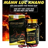 02 Boxes Manh Luc Khang for Men Testosterone - Time Expresses The Power of Men -...