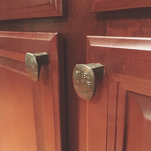Railroad Spike Cabinet Knob