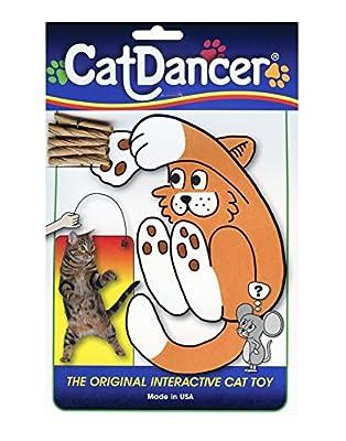 Cat Dancer 101 Cat Dancer Interactive Cat Toy from Cat Dancer