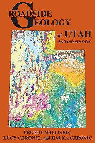 Pdf Travel Roadside Geology of Utah
