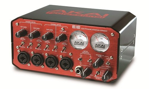 Akai-Eie USB Audio/MIDI Interface Verteiler Eie
