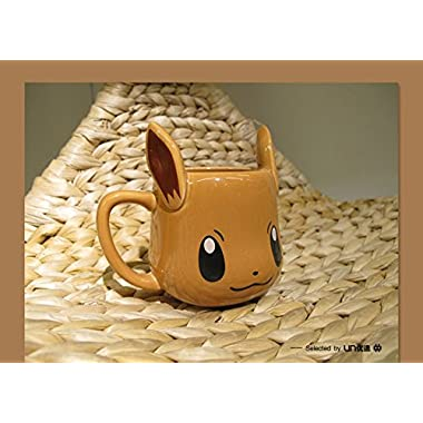Anime Japanese Pikachu Pokemon Bulbasaur Nintendo Game Home Decorative Ceramic Art Vase White dtp-001