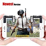 Mobile Game Controller(Newest Version), FengNiao Sensitive Shoot and Aim Buttons L1R1 for PUBG/Knives Out/Rules of Survival, PUBG Mobile Game Joystick, Cell Phone Game Controller for Android IOS1 Pair Review