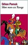 Mon nom est Rouge (Folio) par Pamuk