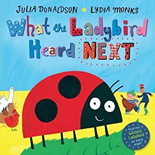 book cover of What the Ladybird Heard Next