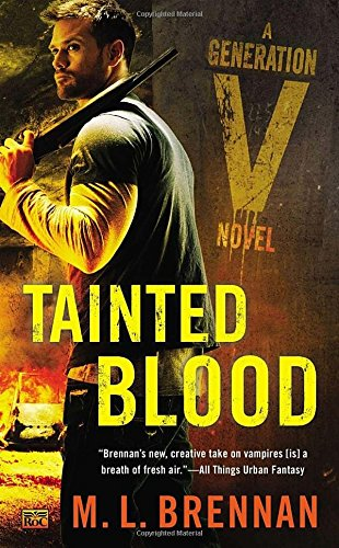 book cover of Tainted Blood