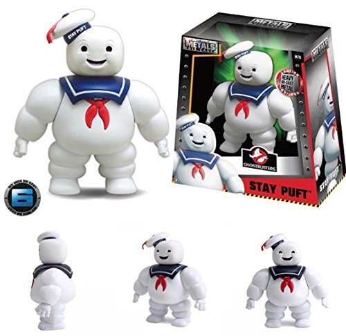 Ghostbusters Metals Deluxe 6 inches die-cast figures M78 Marshmallow Man / Suteipafu [GHOST BUSTERS 2016 METALS DIE CAST MARSHMALLOW MAN / STAY PUFT] [parallel import goods] latest movie remake