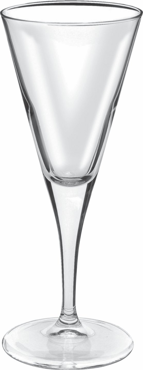 BORMIOLI ROCCO Verre à vin 22,5 cL 'ypsilon' (lot de 6) - 124470.B32021990