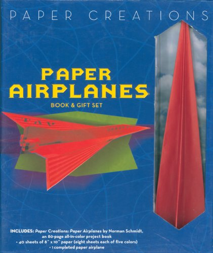 Download Paper Creations: Paper Airplanes Book & Gift Set (Easy Papercraft) PDF