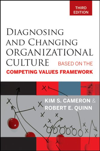 Diagnosing and changing organizational culture based on the diagnosing and changing organizational culture based on the competing values framework por cameron fandeluxe Image collections