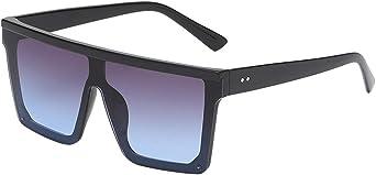 Imagen deHCFKJ Espejo Redondo Vintage Gafas De Sol Polarizadas Con ProteccióN UV400