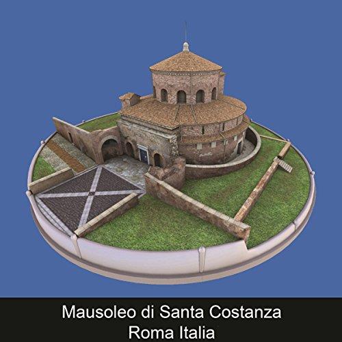 Mausoleo di Santa Costanza Roma Italia (ITA)