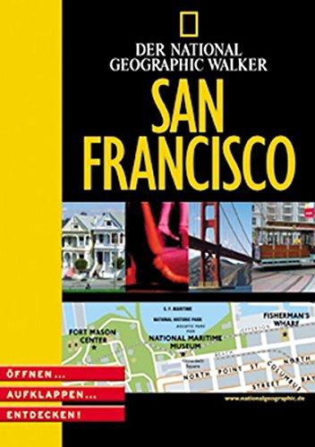 National Geographic Explorer. San Francisco. Öffnen, aufklappen, entdecken