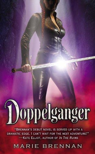 book cover of Doppelganger