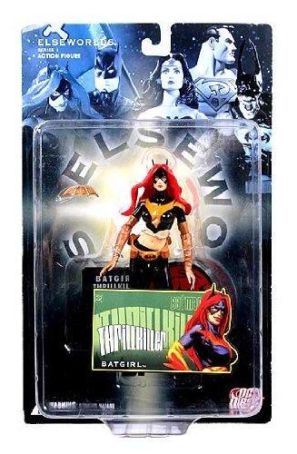 51hMVy5XPWL Elseworlds Series 1: Thrillkiller Batgirl Action Figure