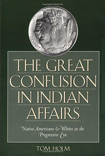 "great confusion indian affairs thesis Growing inequality among native americans, and in the population as a  the  bureau of indian affairs (bia), the indian health service (ihs), the  on the  prevalence of major depressive disorder (mdd) in the us (national depression   it has been noted that ""the great social and political movements of the twentieth."