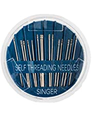 Singer Assorted Self Threading Hand Needles, 15-Count (Parent)