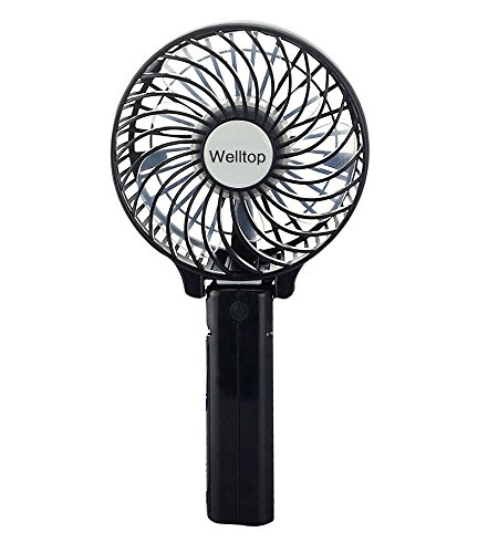battery operated hand fans - 2