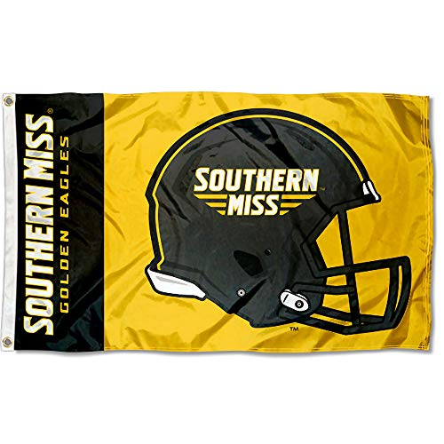 College Flags and Banners Co. Southern Mississippi Eagles Football Helmet Flag
