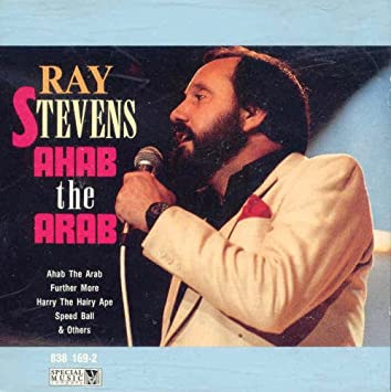Image result for ahab the arab ray stevens