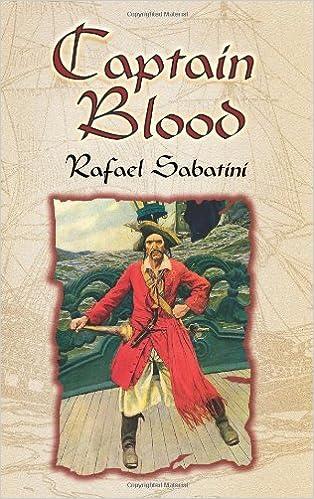 Captain blood rafael sabatini 9780486436548 amazon books fandeluxe Ebook collections