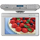 Coby KTFDVD1560 15.6-Inch Under-the-Cabinet DVD/CD Player, Best Gadgets