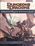 Forgotten Realms Campaign Guide, Ed Greenwood and Chris Sims, 0786949244