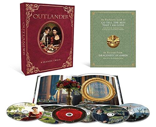 Outlander Season 2 Collector's Edition- Blu-ray/UV (Amazon Exclusive) -