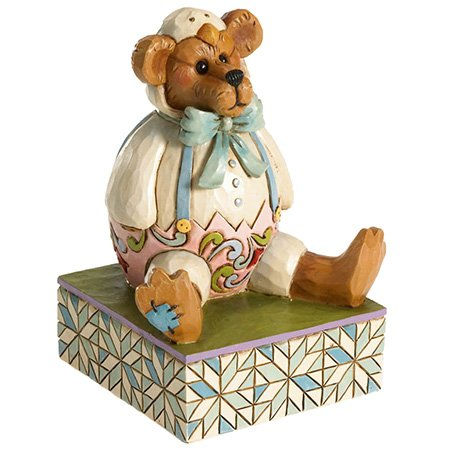 Jim Shore Bear (Alton Chicksley... All Cracked Up, Boyds Bear Jim Shore)