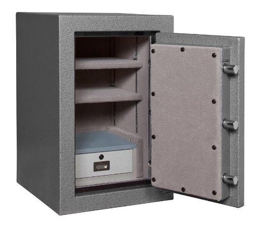 Winchester Home 7-11-E Safe; 1 Drawer (Granite) (Electronic Lock)