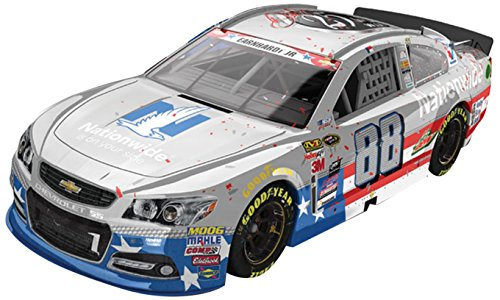 Lionel Racing Dale Earnhardt Jr 25th Career Win Daytona Flashcoat Raced Version NASCAR Diecast 1:64 Scale