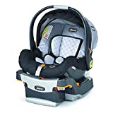 Chicco 7923768 New Keyfit 30 Infant Car Seat Techna, Grey/Black