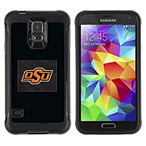 King Case@ oSu Rugged hybrid Protection Impact Case Cover For S5 Case , G9006 Cover Case ,Leather for S5 ,S5 Cover Leather Case ,G9006 Leather Case
