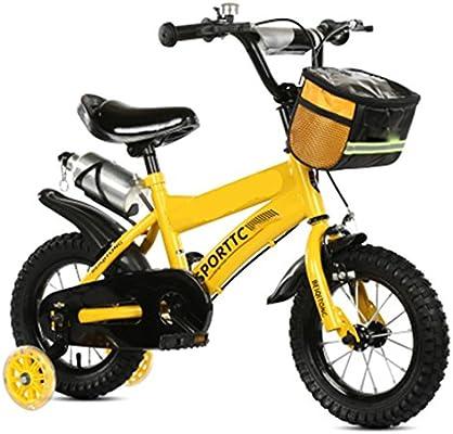 QWM-Las bicicletas infantiles para bebés bicicletas para niños 12 ...