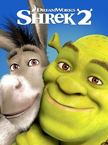 Shrek 2 (Puss In Boots Shrek)